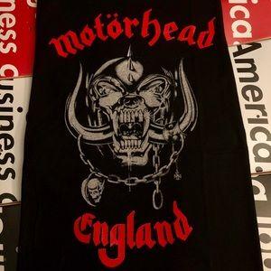 Other - Motor head England t shirt tee new